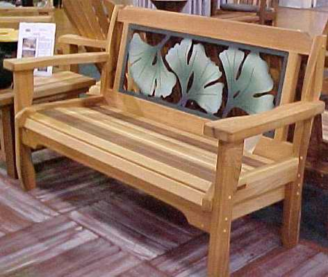 Like Those Color Changing Lizards, Benches Are Experts At Matching Their  Surroundings. They Can Be Practical And Unadorned Or Ornate And Highly  Decorative.