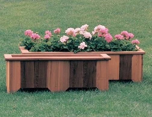 March Flower Box