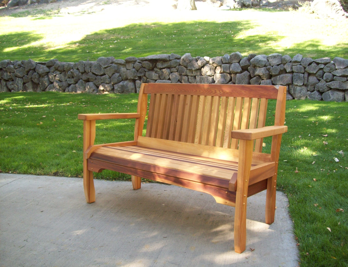 As A Material For Wood Outdoor Furniture ...